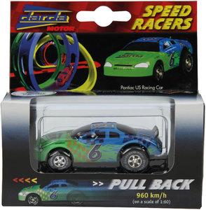 Simm 50362 - Darda: Pontiac, grün
