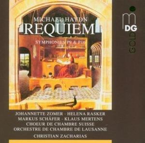 Requiem/Sinfonie P 9 & P 16