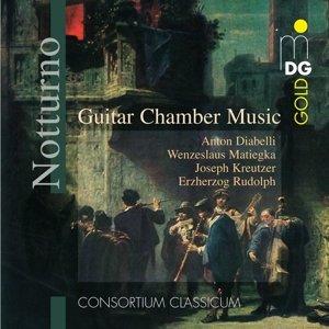 Notturno-Kammermusik mit Gitarre