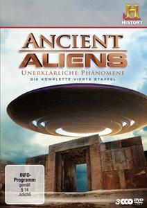 Ancient Aliens-Unerklärliche Phänomene Staffel 4
