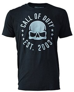 Call of Duty - Skull Tour - T-Shirt - Größe XXL, schwarz
