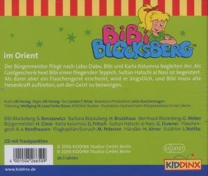 Bibi Blocksberg 50. Im Orient