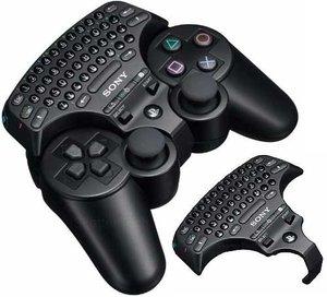 Sony Wireless Keypad für Dualshock 3 Controller (Tastatur)