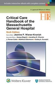 CRITICAL CARE HANDBK MASS GEN HOSP 6E