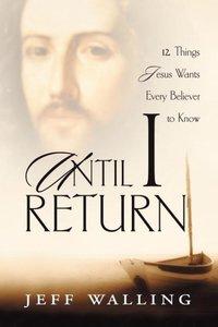 Until I Return