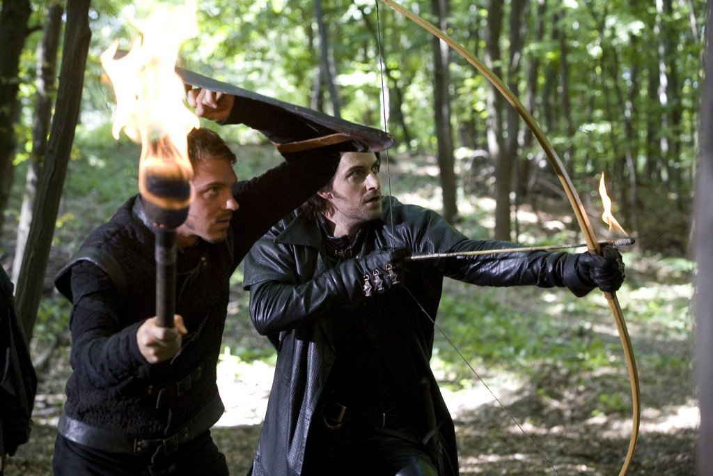 Robin Hood-Staffel 2,Teil 1 - zum Schließen ins Bild klicken