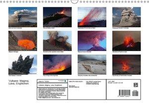 Vulkane - Magma, Lava, Eruptionen