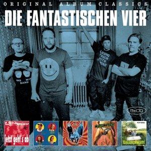 Die Fantastischen Vier. Original Album Classics