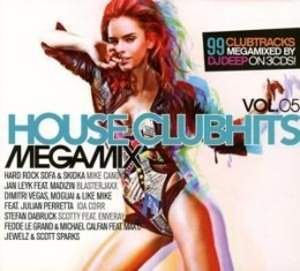 House Clubhits Megamix Vol.5