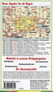 Döbeln, Nossen, Triebischtal und Umgebung 1 : 50 000. Radwander-