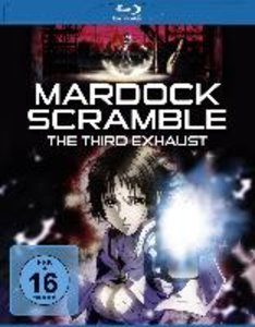 Mardock Scramble - The Third Exhaust