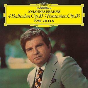 4 Balladen op.10+7 Fantasien op.116