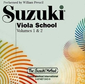 Suzuki Viola School CD 1+2