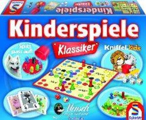 Schmidt Spiele 49180 - Kinderspiele Klassiker