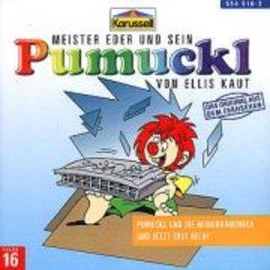16:Pumuckl Und Die Mundharmonika/Und Jetzt Erst Re