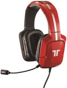 TRITTON Pro+ 5.1 Surround Headset, rot