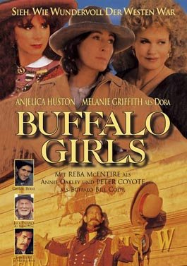 Buffalo Girls - zum Schließen ins Bild klicken