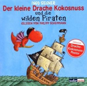 Der kleine Drache Kokosnuss u.d.wilden Piraten