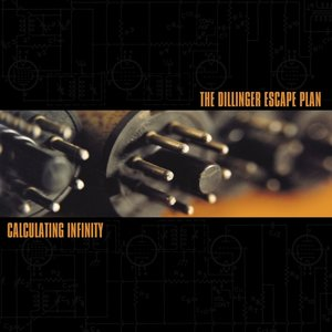 Calculating Infinity (Orange & Black Merge LP)