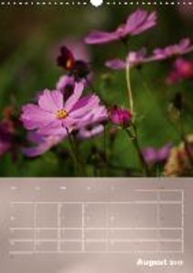 Flower Varieties (Wall Calendar 2015 DIN A3 Portrait)