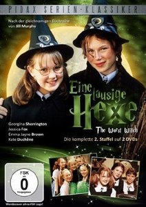 Eine lausige Hexe-Staffel 2