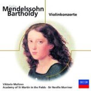 Mendelssohn-Violinkonzerte