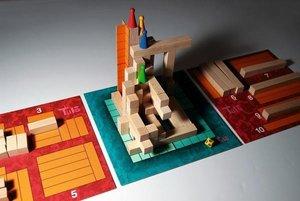 Drei Hasen in der Abendsonne 608880009 - Talo, Das Spiel