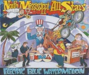 Electric Blue Watermelon