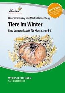 Tiere im Winter. Grundschule, Sachunterricht, Klasse 3-4