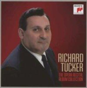 The Opera Recital Album Collection