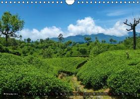 A journey through Sri Lanka (Wall Calendar 2015 DIN A4 Landscape - zum Schließen ins Bild klicken