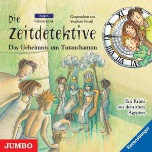 Die Zeitdetektive 05. Geheimnis um Tutanchamun