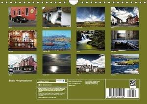 Stanzer, E: Irland . Impressionen (Wandkalender 2015 DIN A4