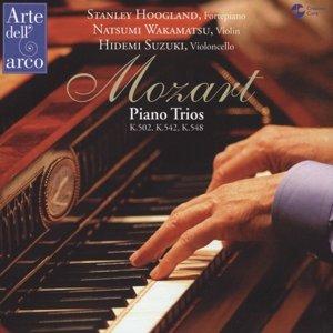 Piano Trios KV 502,542 & 548