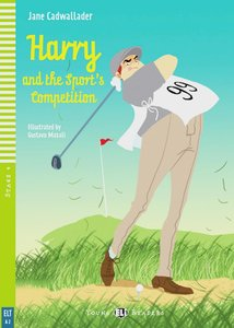 Henry and the sports competition. Buch mit Audio-CD