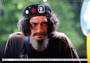 gut beHÜTEt -- Kopfbedeckungen auf Kuba (Wandkalender 2017 DIN A