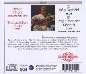 Rag Darbari/Rag Chandra