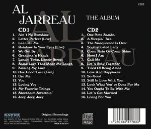 Al Jarreau - The Album