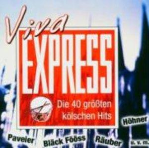 Viva Express/Die 40 Gröáten Kölschen Hits