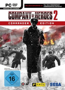 Company of Heroes 2: Commander Edition. Für Windows Vista/7