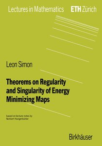 Theorems on Regularity and Singularity of Energy Minimizing Maps
