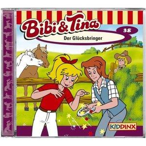 Bibi und Tina 38. Der Glücksbringer. CD