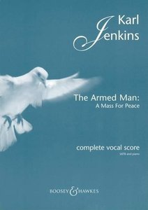The Armed Man: A Mass for Peace, Klavierauszug