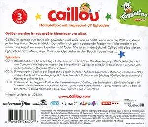 Caillou Hörspielbox