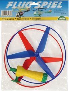 Lena 61280 - Flugspiel, 2 Rotoren