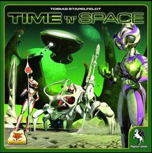 Pegasus 54550G - TimenSpace (deutsch/englische Ausgabe)