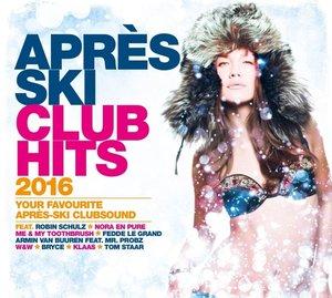Apres Ski Club Hits 2016