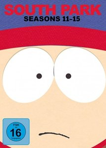 South Park - Staffel 11-15 Box