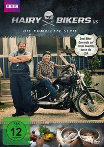 Hairy Bikers US- Die komplette Serie