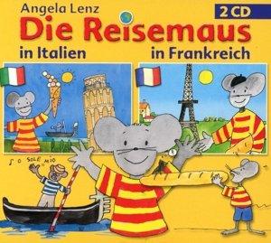 Die Reisemaus: Italien & Frankreich (2xCD)